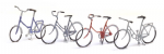 316036 Artitec Bicycles set A